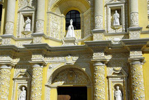 guatemela antigua church