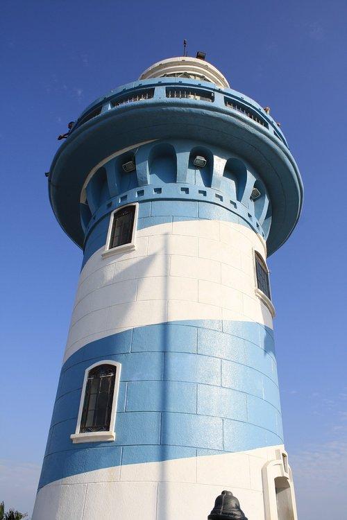 guayaquil  lighthouse  ecuador