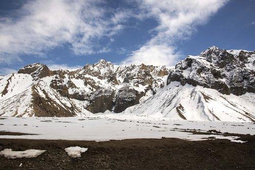 gudauri  mountains  in georgia