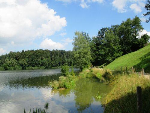 guebsenbsee st gallen lake