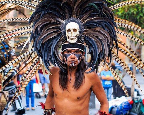 guerrero  aztec  mexico