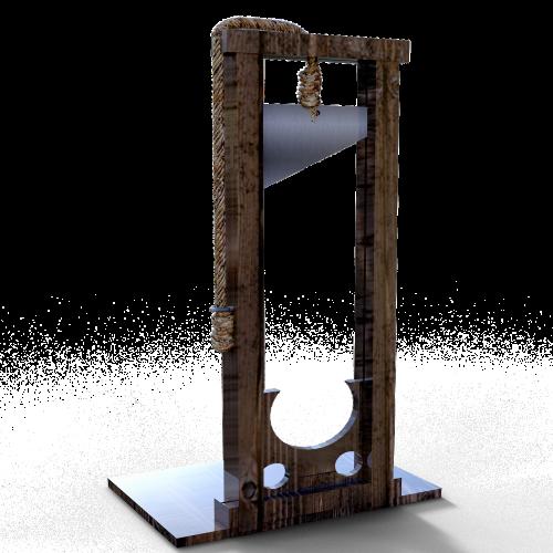 guillotine case resolution capital punishment