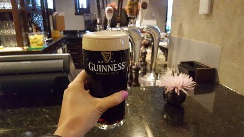 guinness beer drink