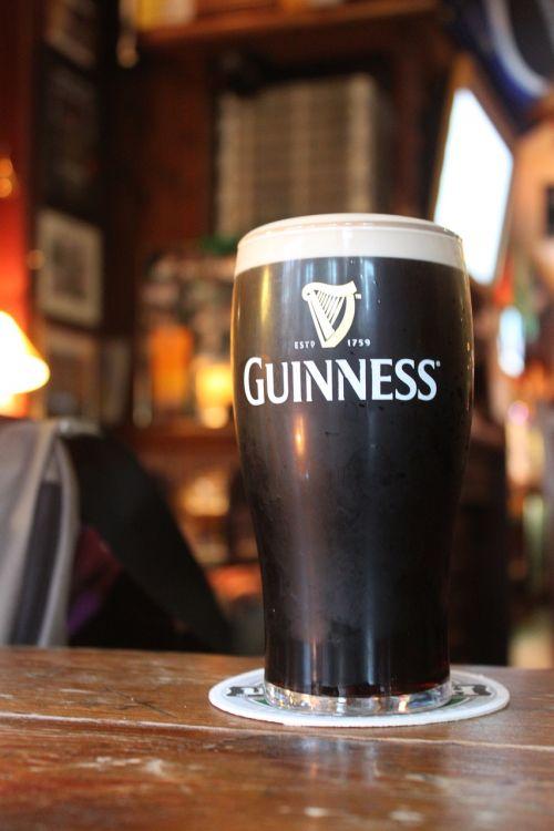 guinness beer ireland