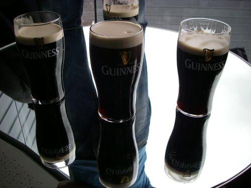 guinness beer beverage