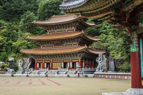 guinsa  contrast of pre  temple