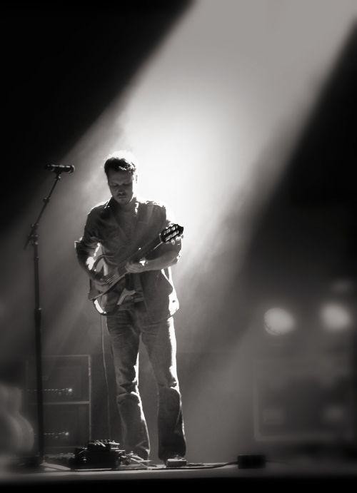 guitar concert rock