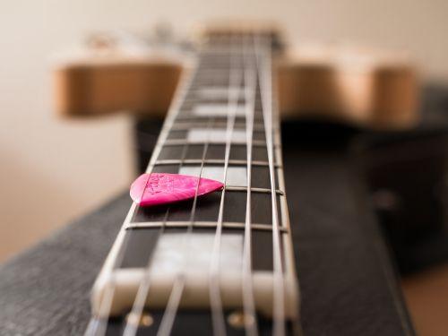 guitar guitar pick electric guitar