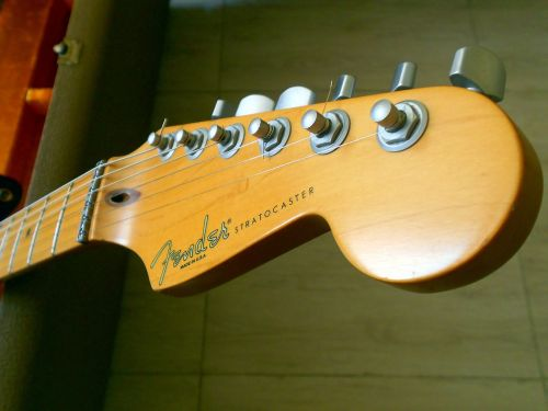 guitar split stratocaster