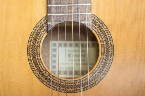 guitar strings music