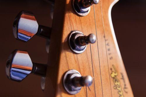 guitar keys light