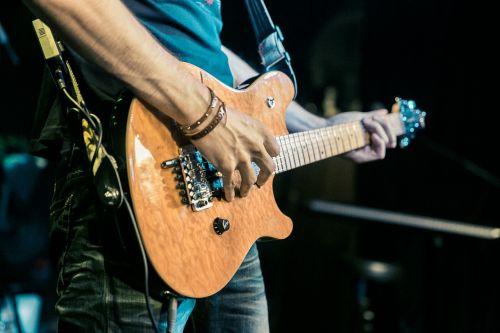 guitar band singer