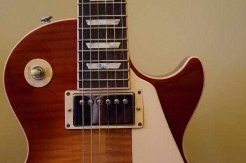 guitar gibson instrument