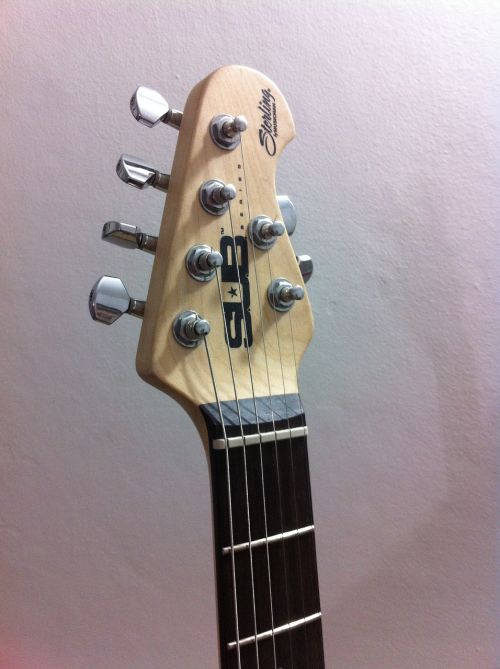 guitar music man instrument
