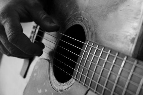 guitar finger-picked acoustic