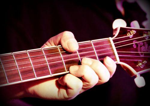 guitar chord acoustic guitar