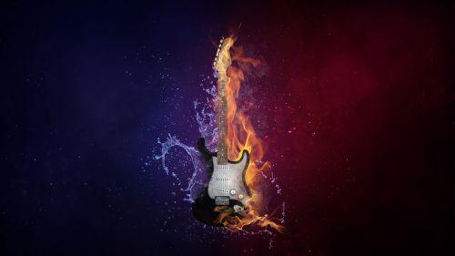 guitar instrument music