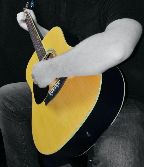 guitar acoustic acoustic guitar