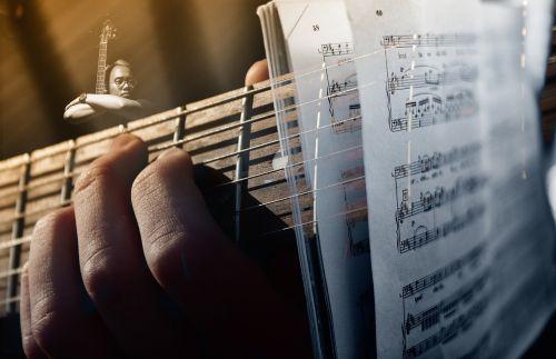 guitar guitarist strings