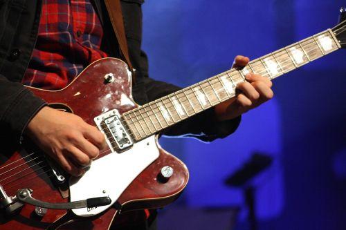 guitar electric guitar instrument