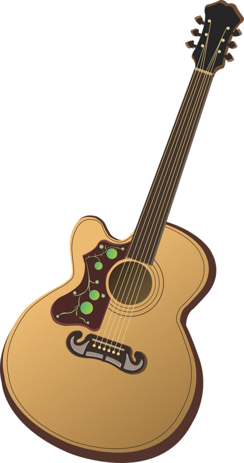 guitar guitar vector folk guitar