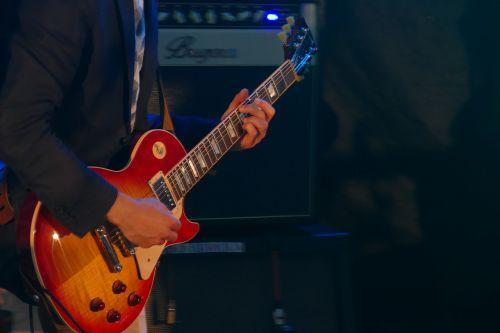 guitar bakery electric guitar