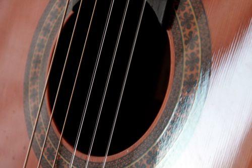 guitar guitar strings music