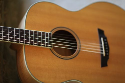 guitar acoustic guitar instrument