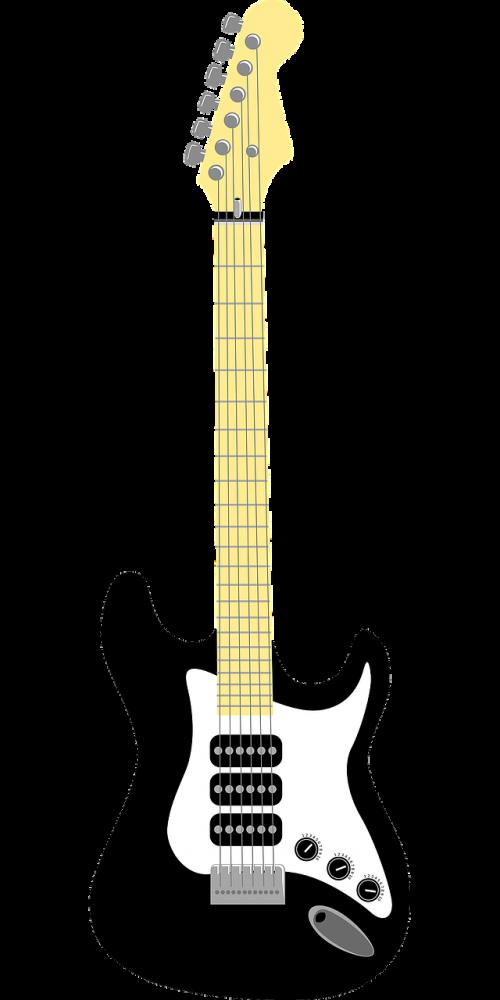 guitar electric music