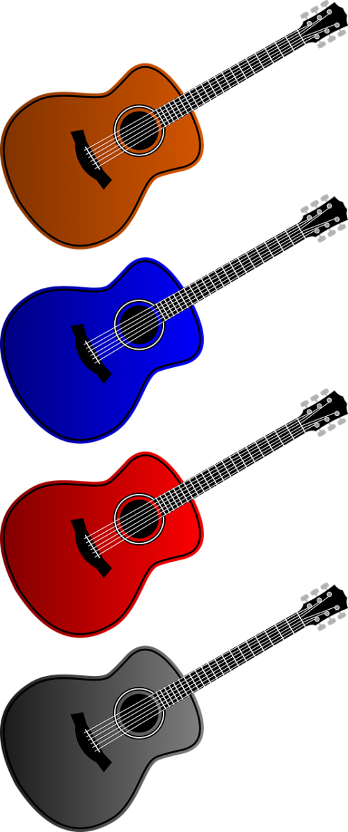 guitar guitars music