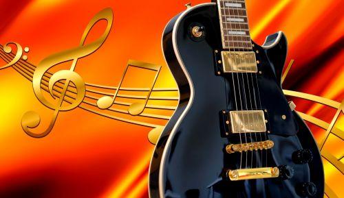 guitar music musical