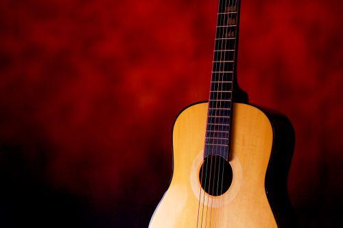 guitar wood music