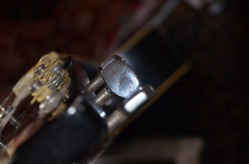 guitar spanish knobs