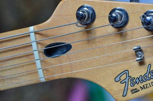 guitar  stratocaster  strings
