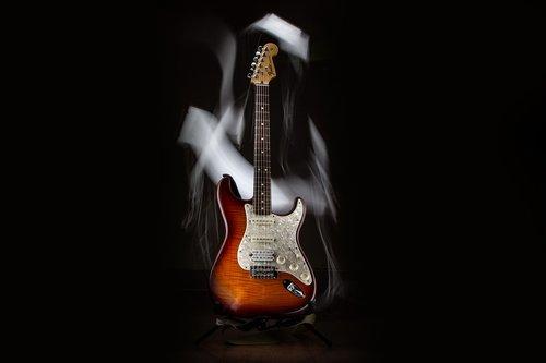 guitar  fender  electric
