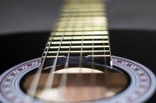 guitar  mic  music