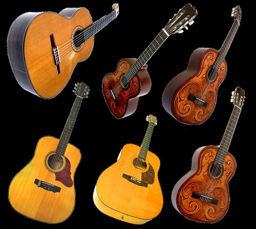 guitar  strings  acoustics