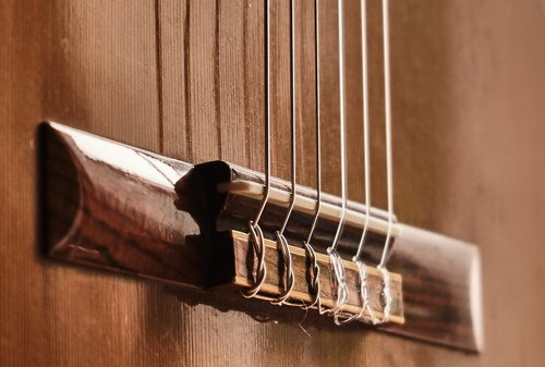 guitar  perspective  tiefenschärfe