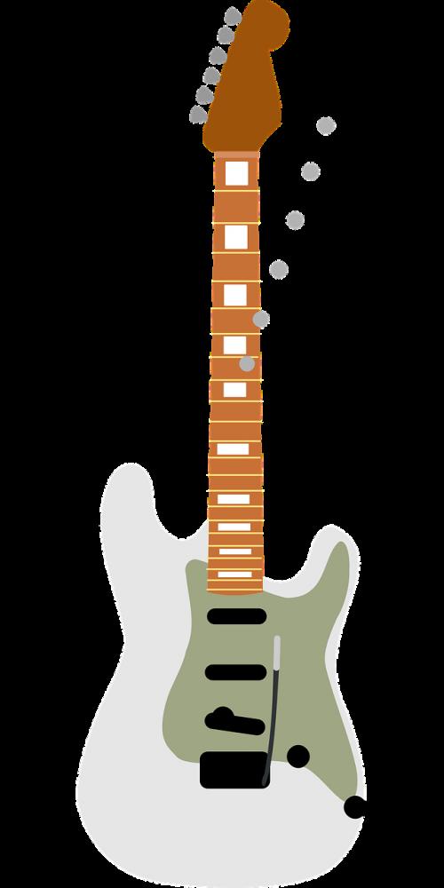 guitar instrument musical