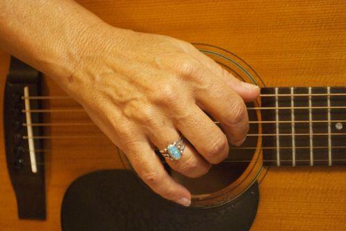 guitar acoustic guitar playing guitar