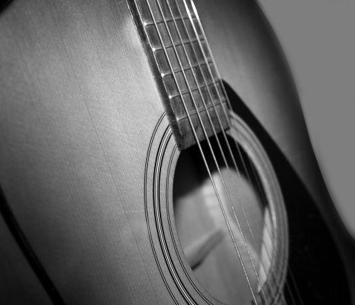 guitar acoustics music
