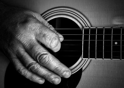 guitar guitar player playing guitar