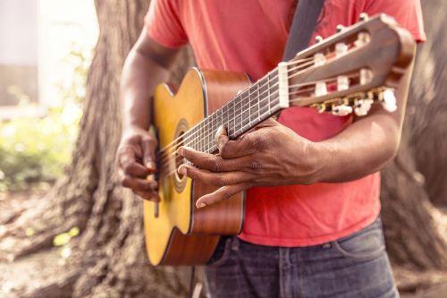 guitar music man