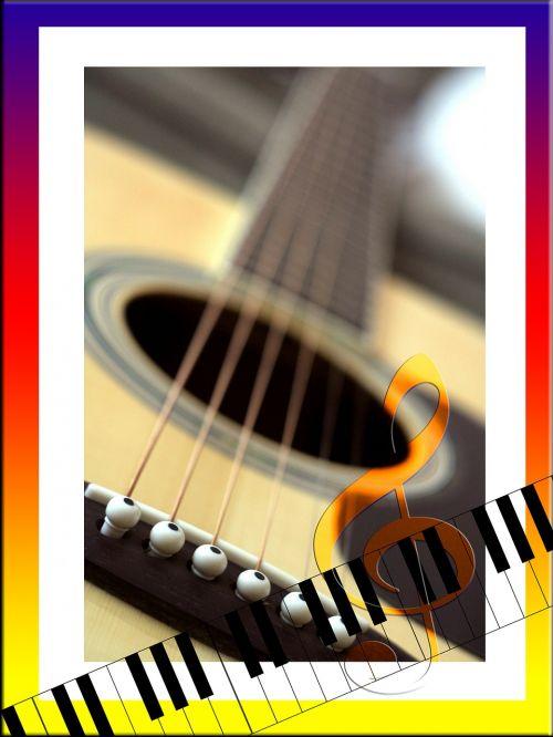 guitar acoustic guitar musical instrument