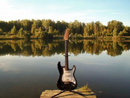 guitar lake electric guitar