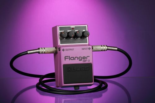 guitar pedal effects pedal flanger