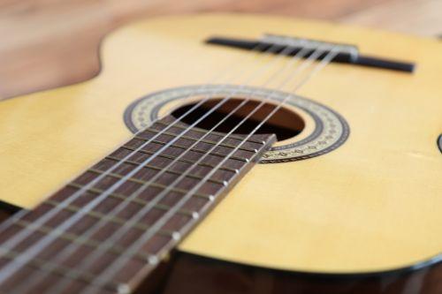 guitar strings guitar musical instrument
