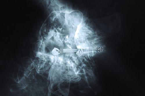 guitarist rock heavy metal