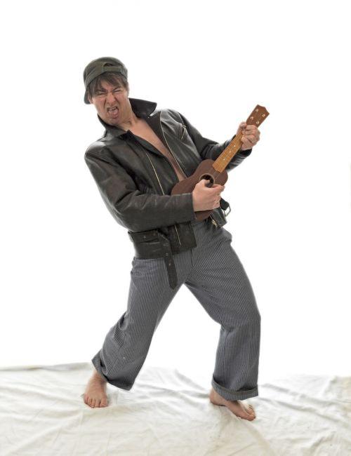 guitarist guitar ukulele
