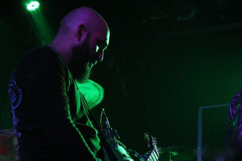 guitarist  artist  music